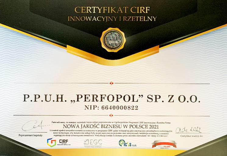 ZertifikatCIRF