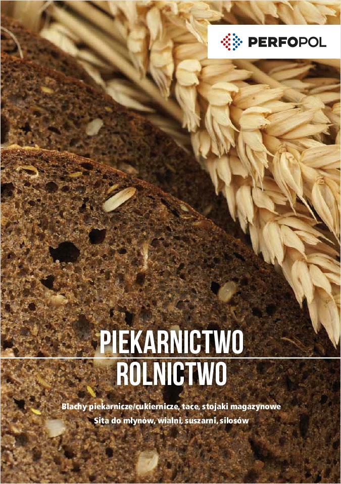 Katalog Piekarnictwo i Rolnictwo
