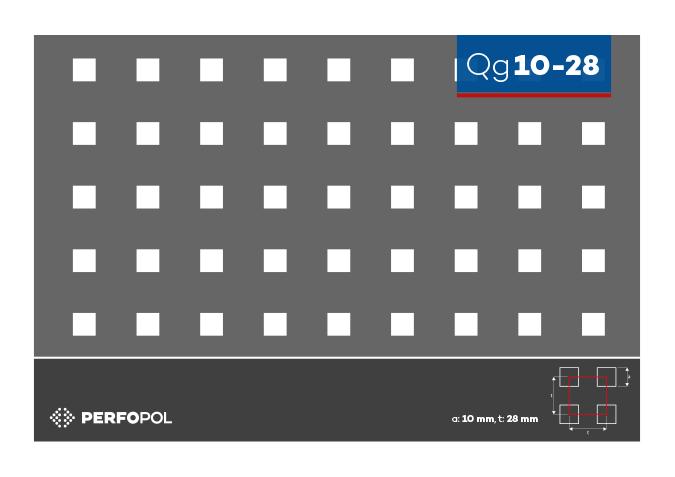 Perforacja Qg 10-28