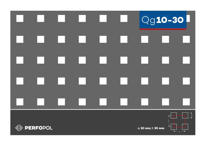 Perforacja Qg 10-30
