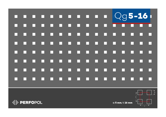 Perforacja Qg 5-16