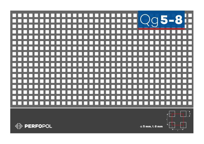Perforacja Qg 5-8