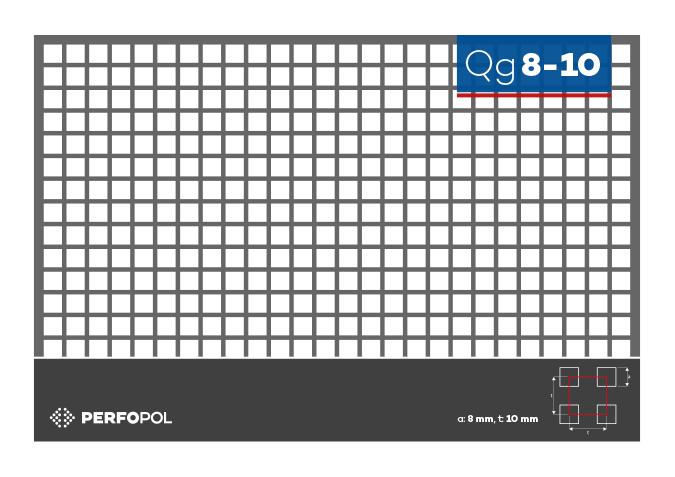 Perforacja Qg 8-10