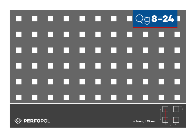 Perforacja Qg 8-24