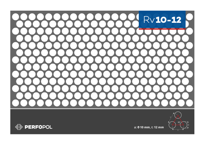 Perforacja Rv 10-12