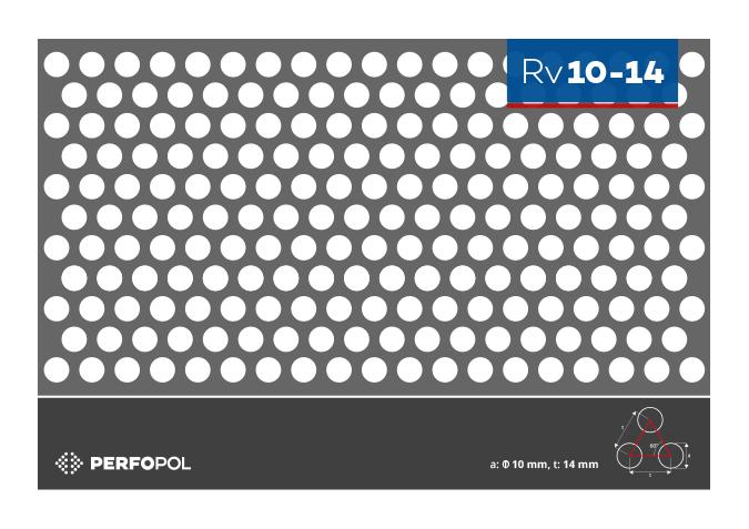 Perforacja Rv 10-14