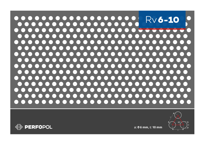 Perforacja Rv 6-10