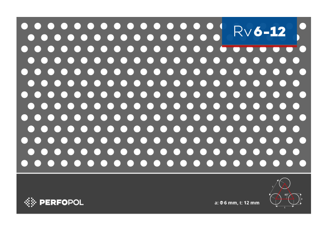 Perforacja Rv 6-12