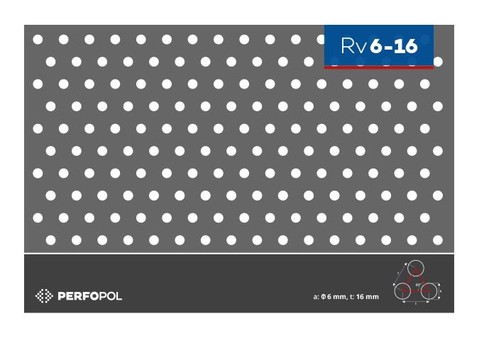 Perforacja Rv 6-16