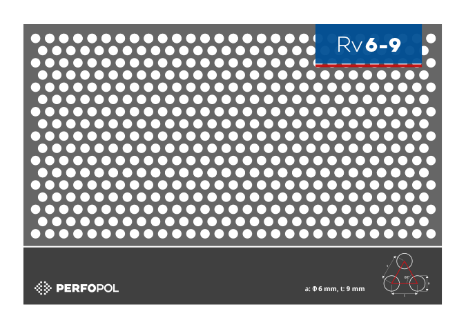 Perforacja Rv 6-9